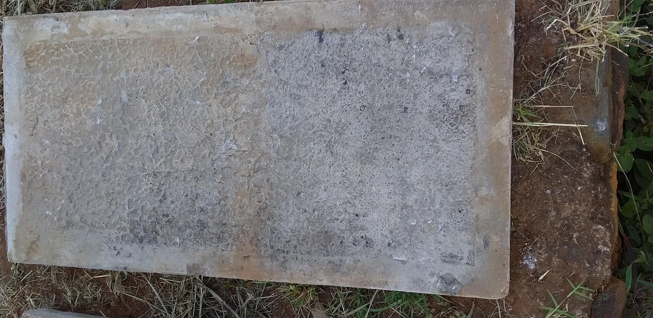 Paving slabs 600x300x45 used