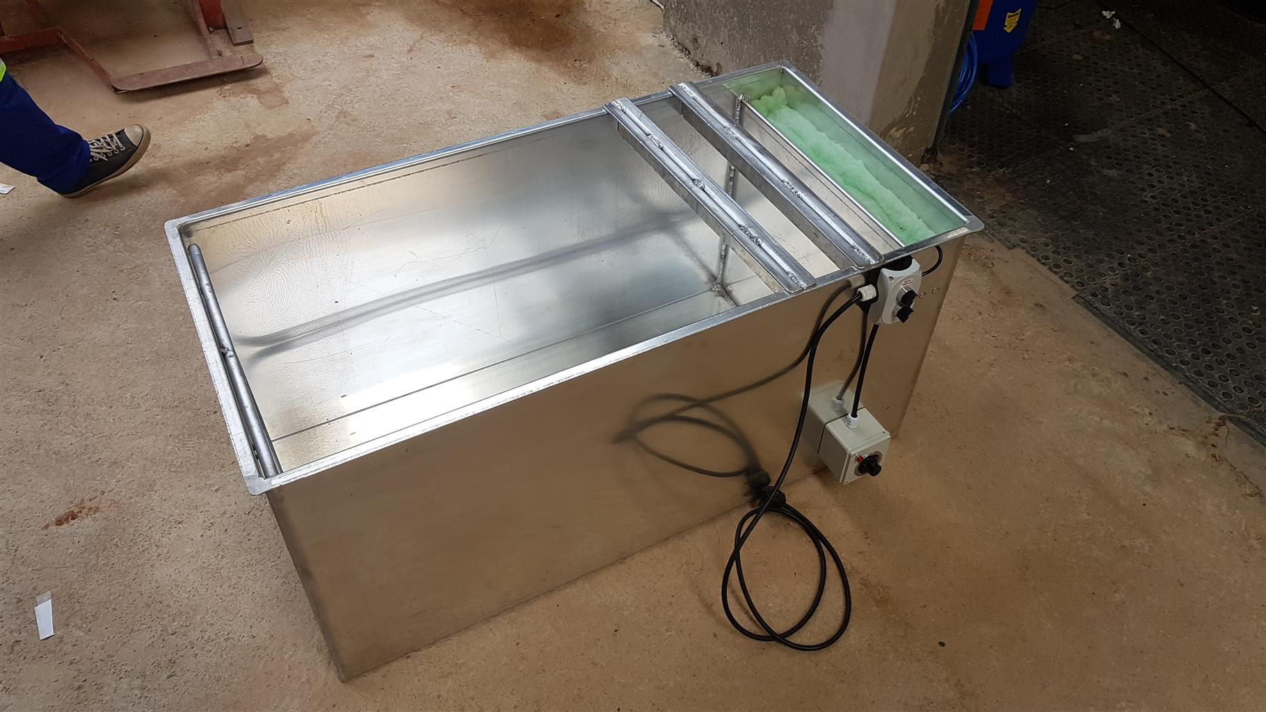 Hydro graphics dipping water transfer tank for sale