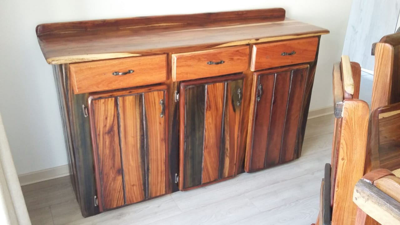 Sleeper wood Buffet