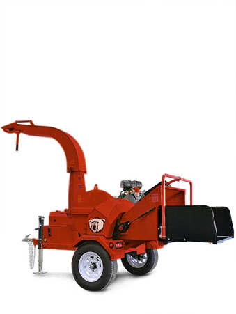 Grizzly180 Wood Chipper