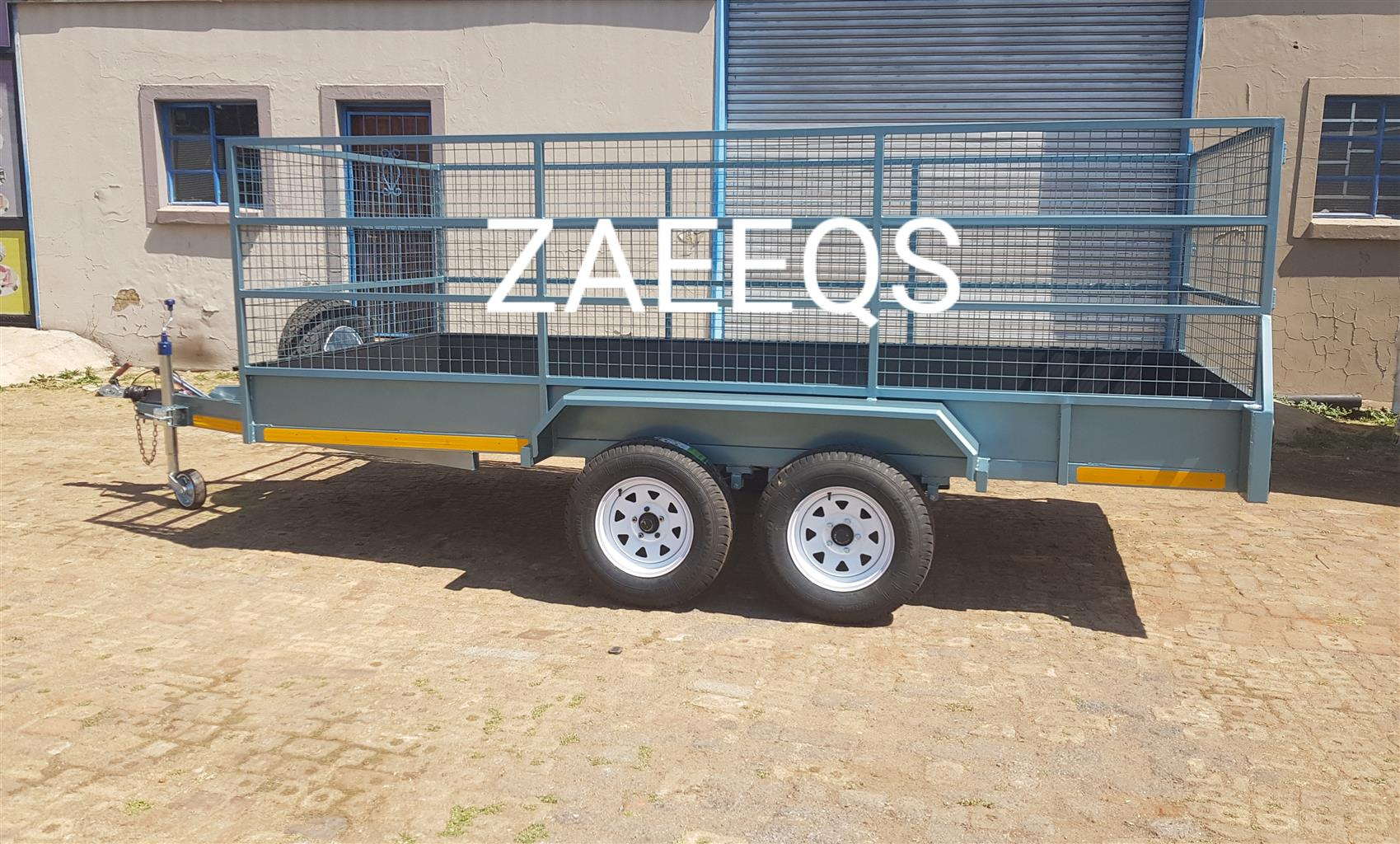 Utility Trailers/Multi Purpose Trailers...Brand New+Free Sparewheel!