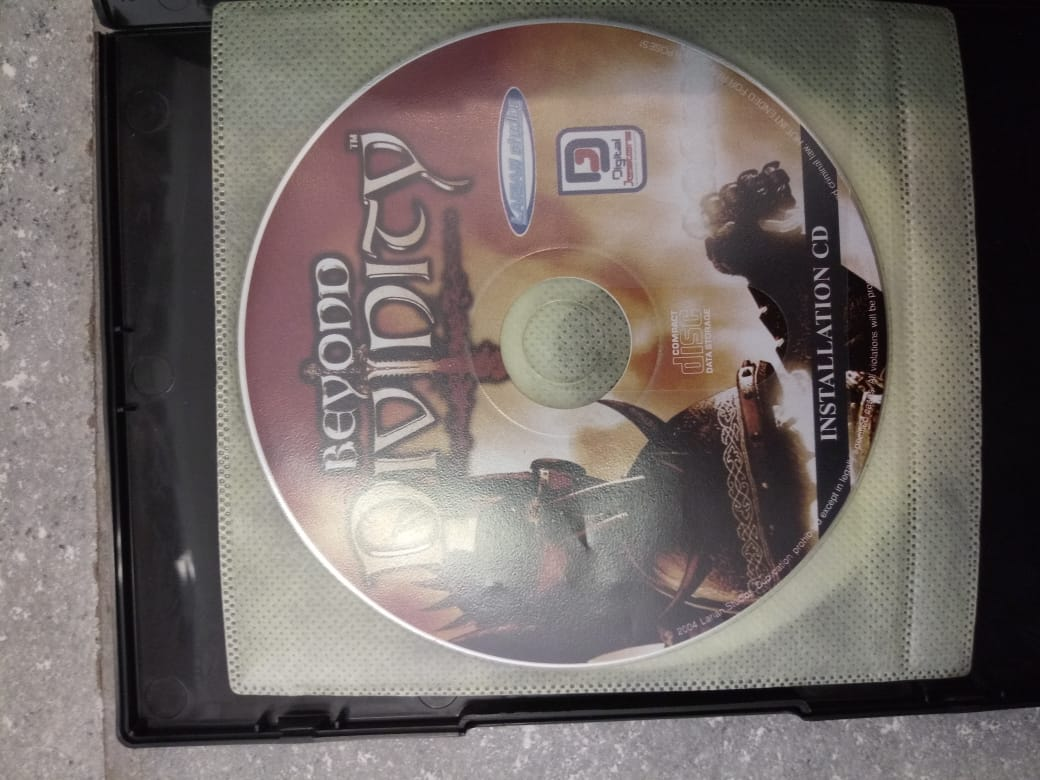 PC GAME: Beyond Divinity – The Quest Continues