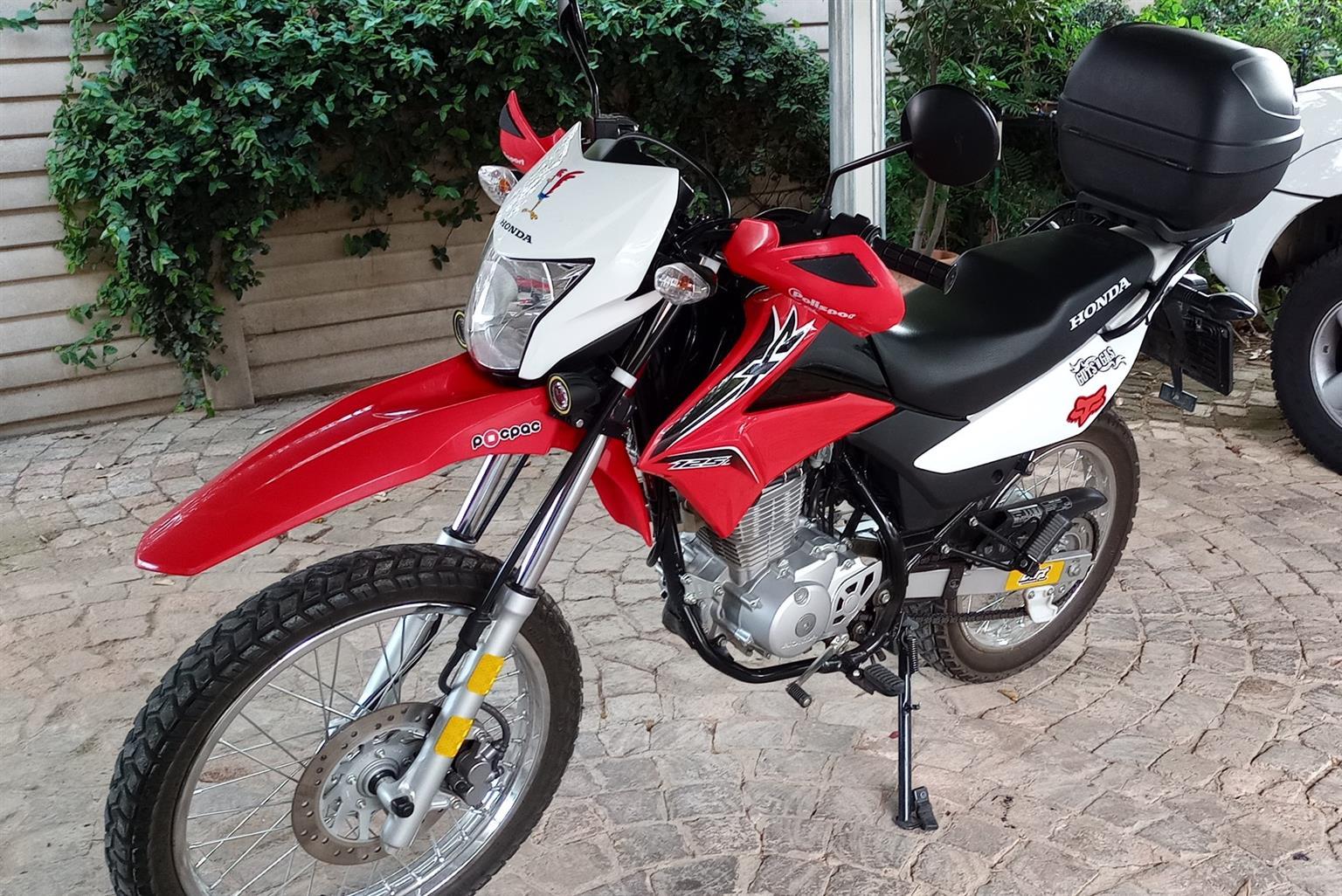 2017 Honda XR