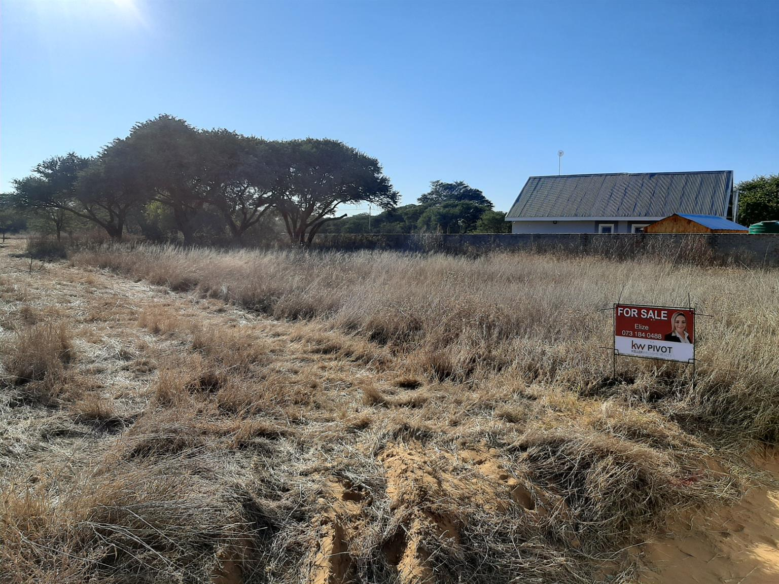 Vacant Land Residential For Sale in Hoopstad