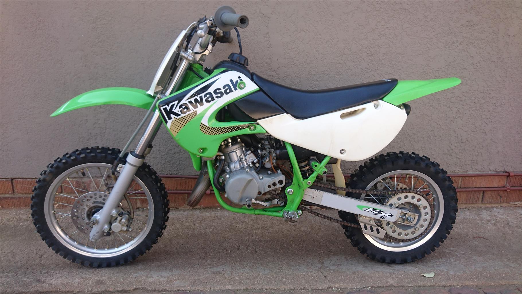 2008 Kawasaki KX65A