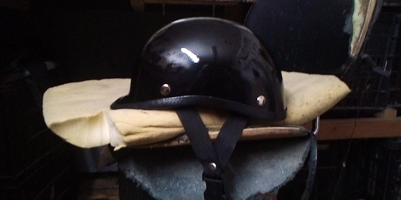 Carbon Fiber Pisspot Helmets