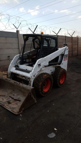 Bobcat S150 skidsteer for sale