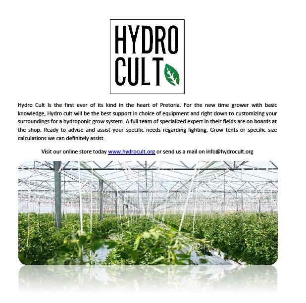 Hydro Cult Shop
