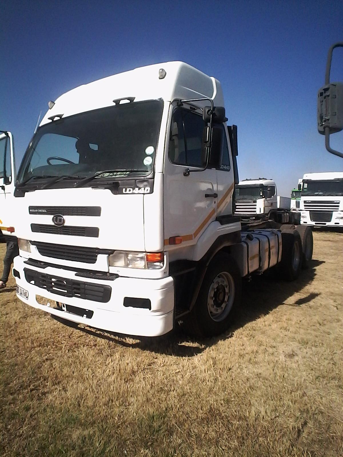 Nissan Diesel Truck >> Nissan Ud Trucks On Special Junk Mail