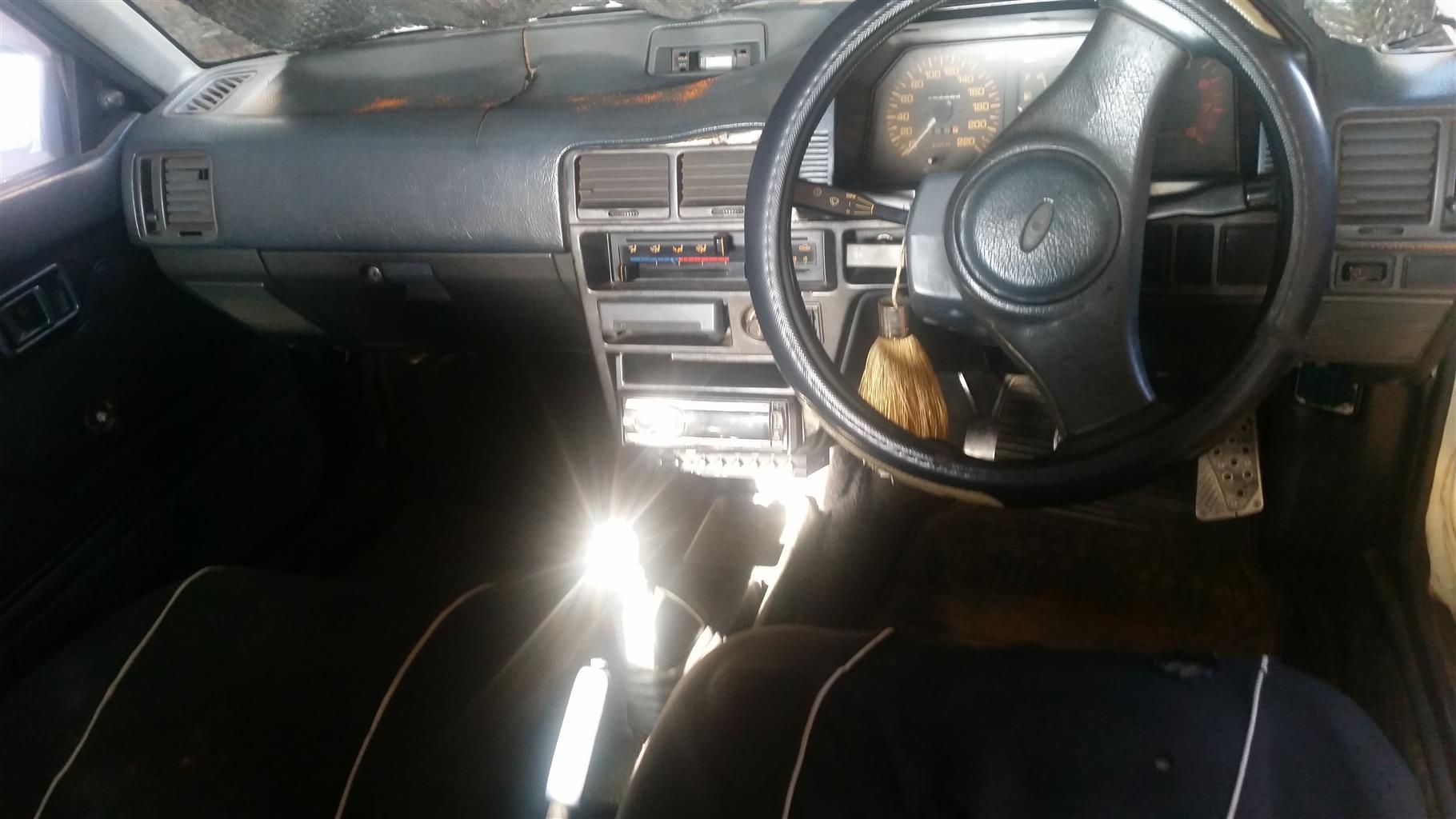 1992 Ford Laser