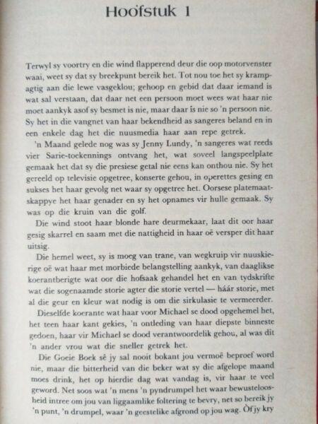 Vangnet Van Die Lewe - CF Beyers-Boshoff.