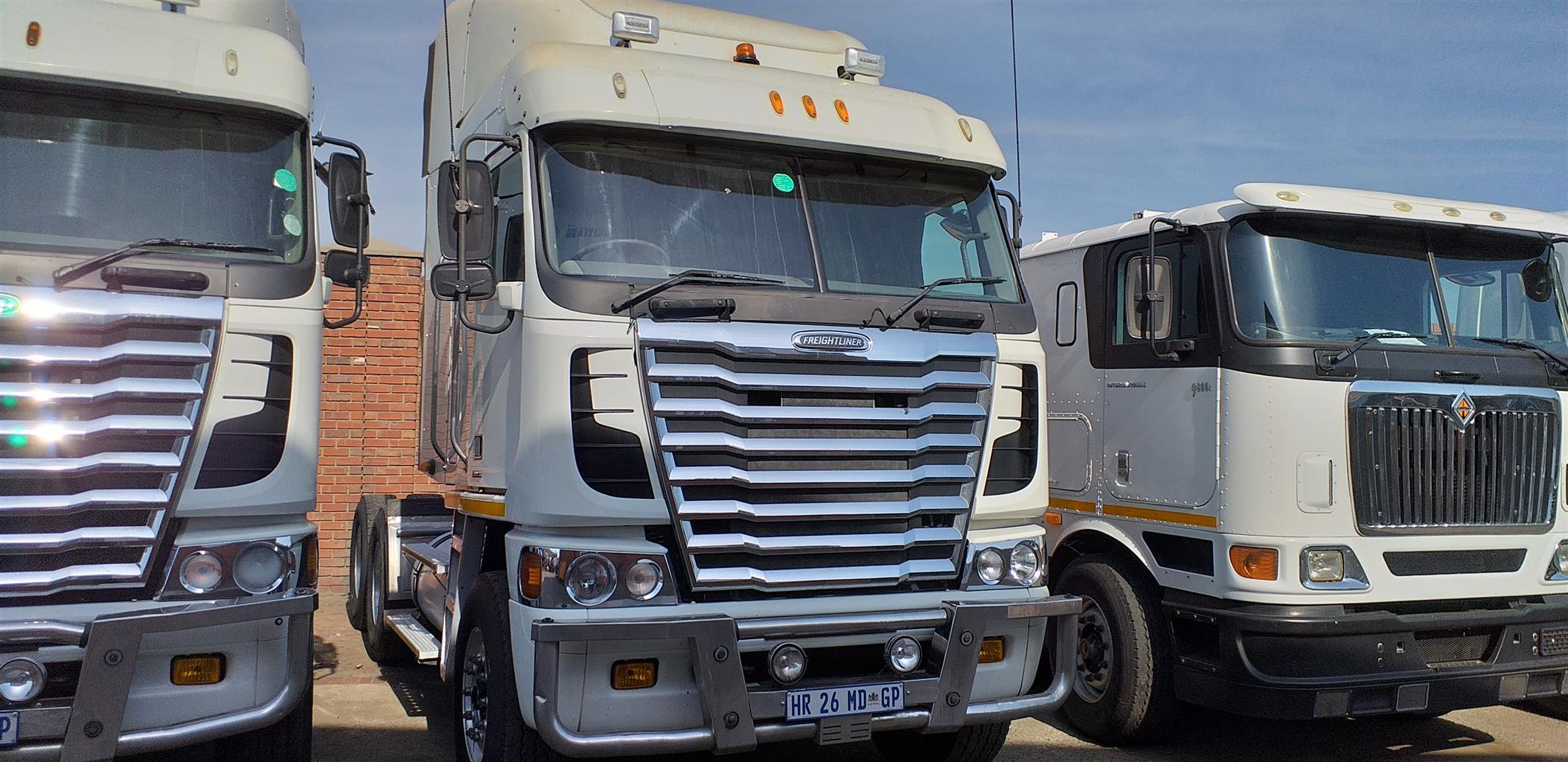 2012 Freightliner Argosy Cummins 500