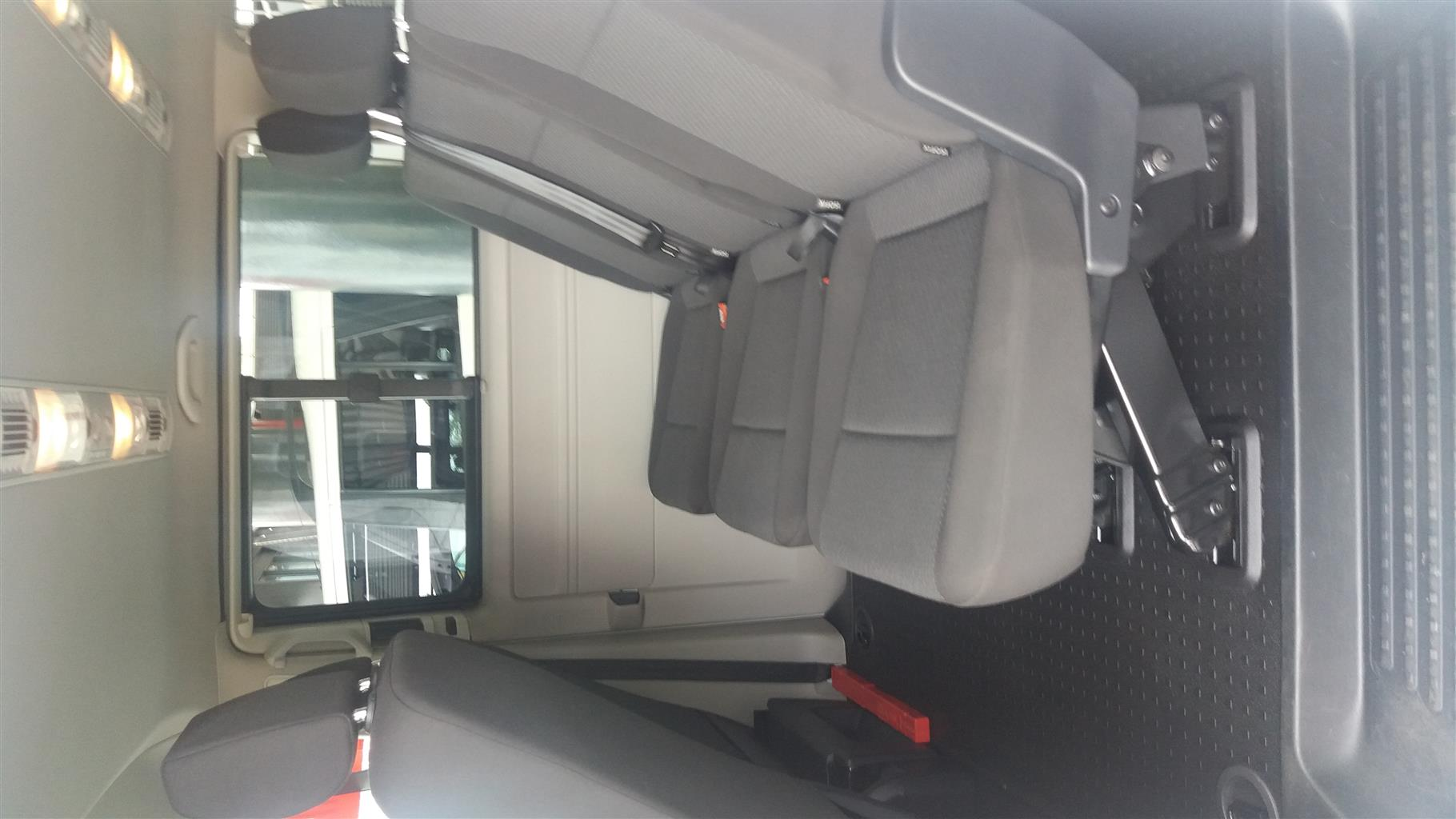 2017 VW Kombi 2.0TDI 103kW SWB Comfortline auto