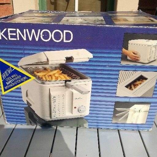 Kenwood Deep Fat Fryer