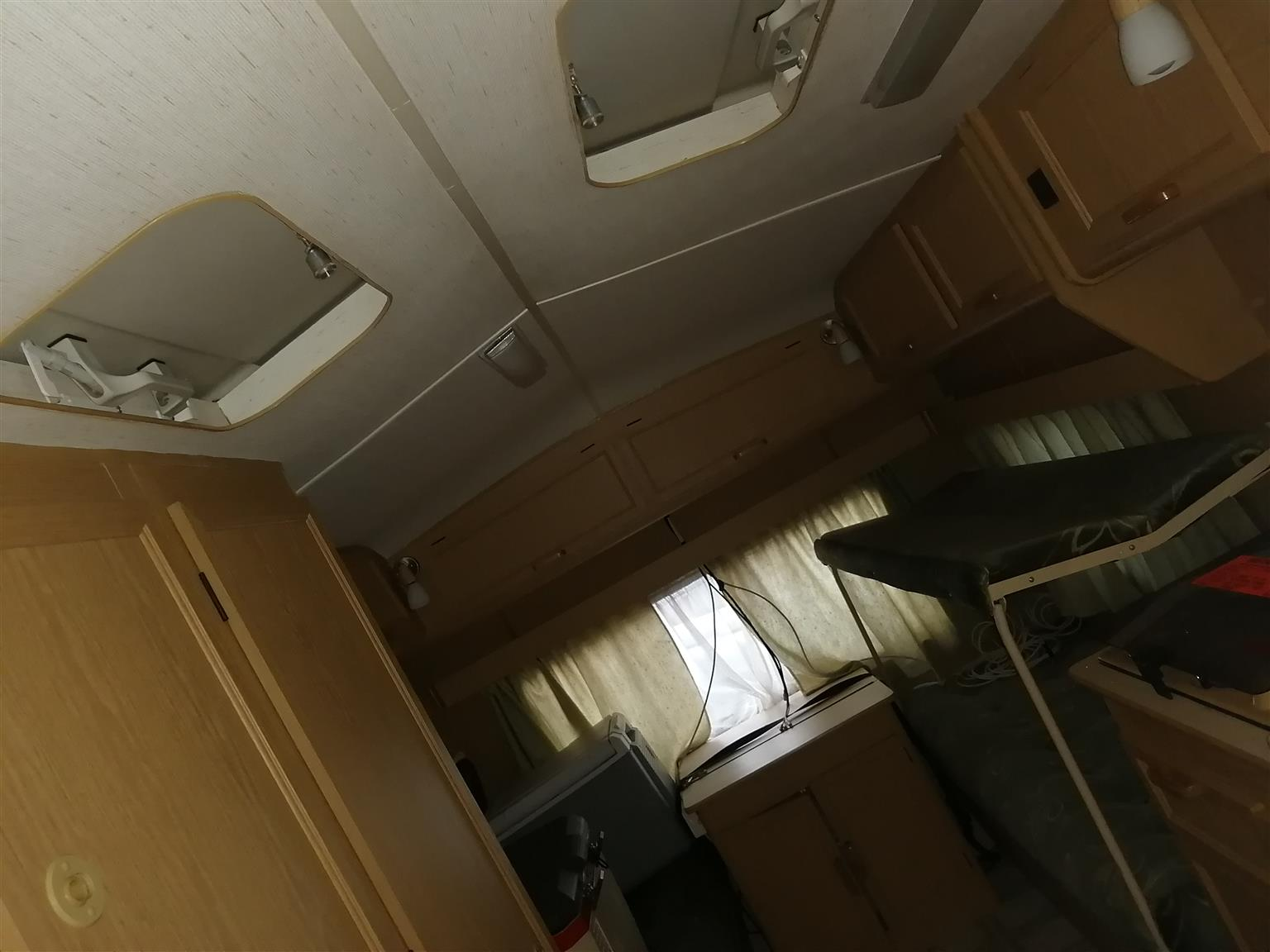 gypsey motorhome 6 sleeper