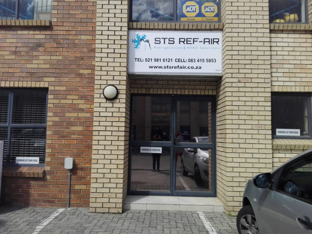 Refrigeration and Air-conditioning service - Brackenfell