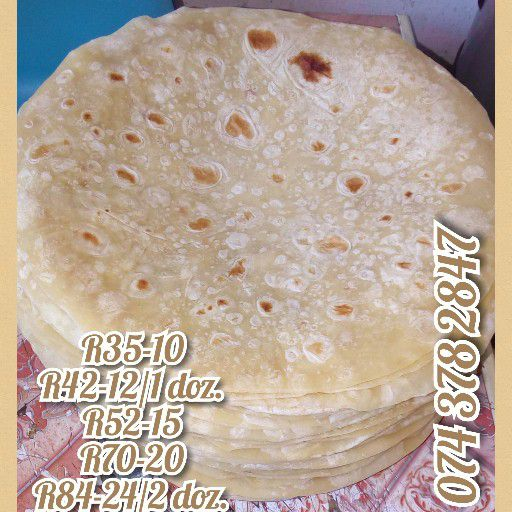 Rotis/Samoosa Purr available PE only