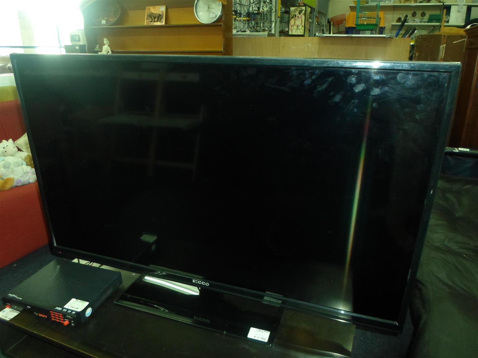 """50"""" Ecco LED TV"""