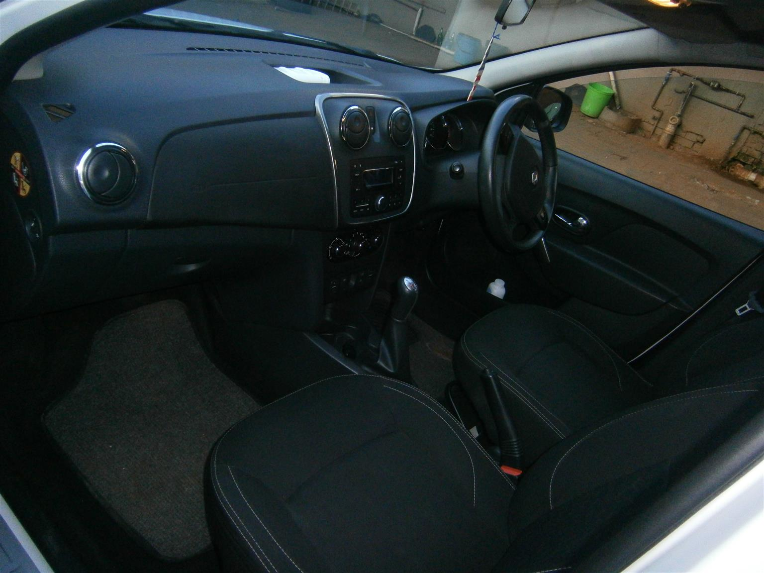 2014 Renault Sandero 66kW turbo Dynamique