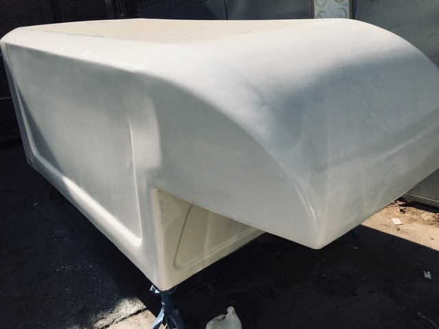 Canopy for Hilux Sigle  Cab