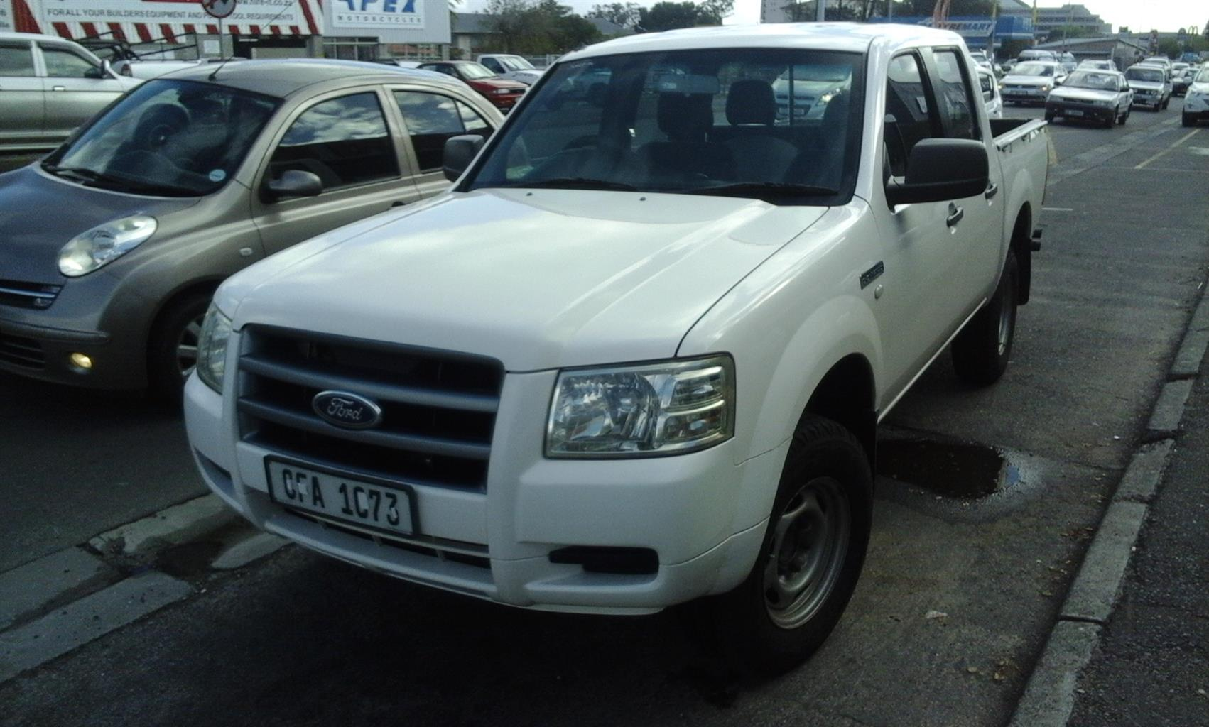 2008 ford ranger 2 5td double cab hi trail