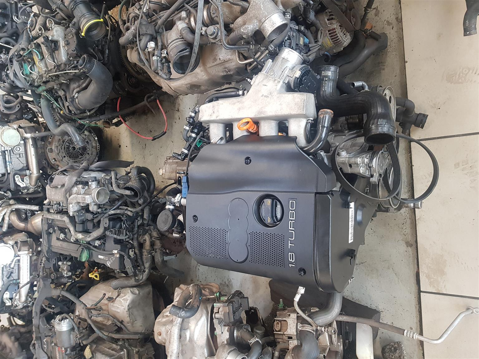 AUDI 1.8T (BFB) ENGINE FOR SALE