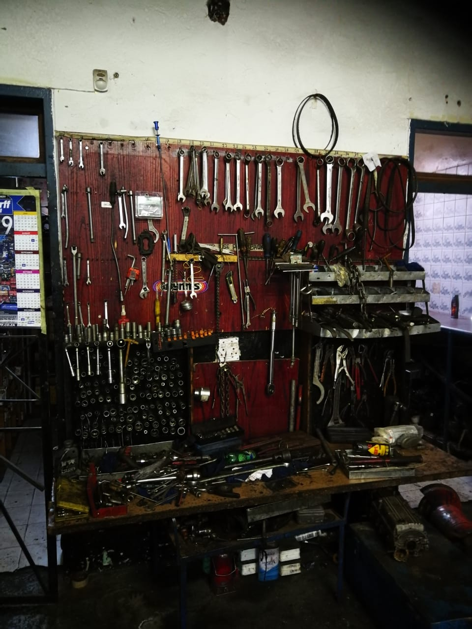 Propshaft and motor vehicle business for sale