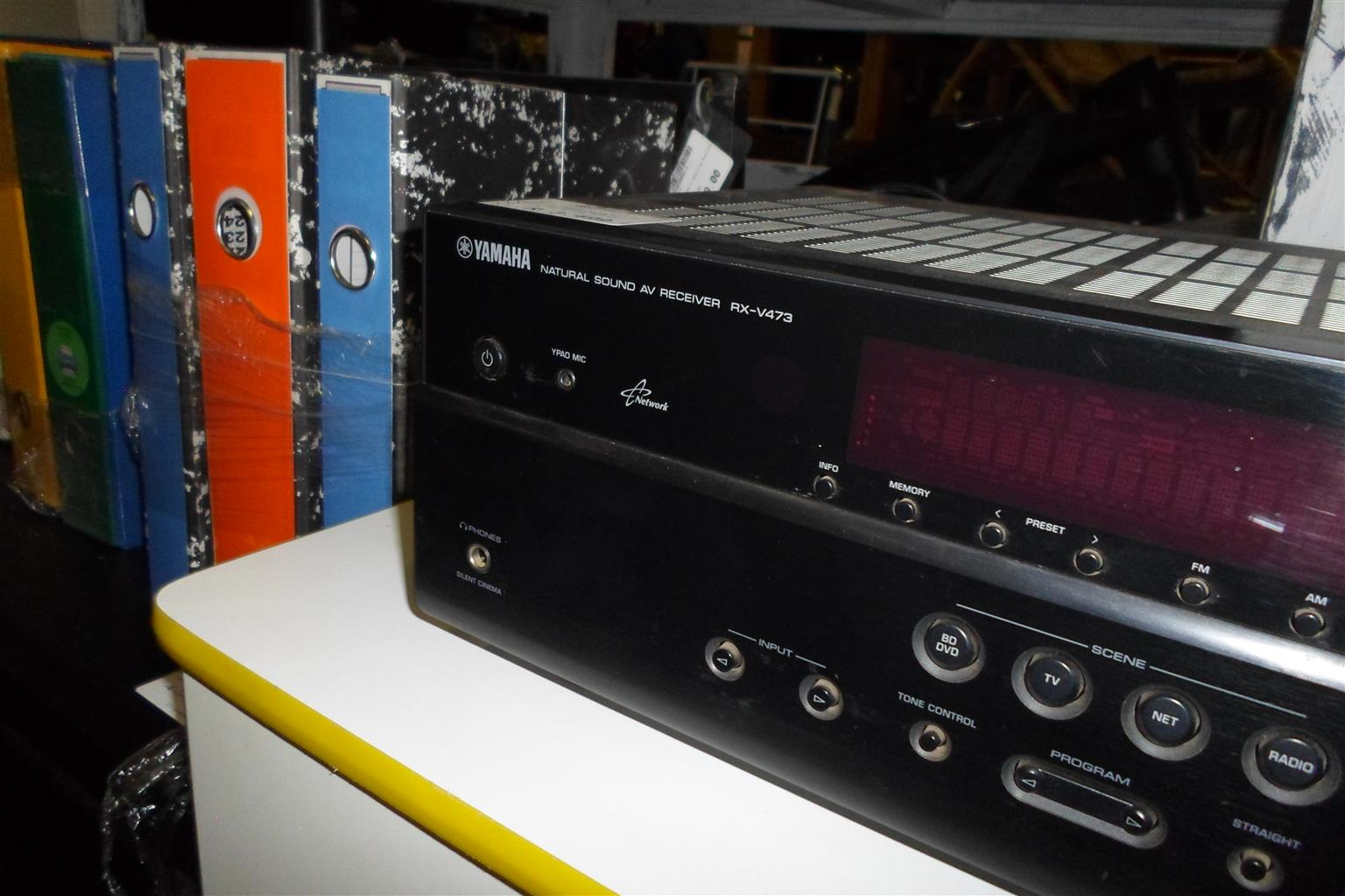5.1 Channel Yamaha Amplifier