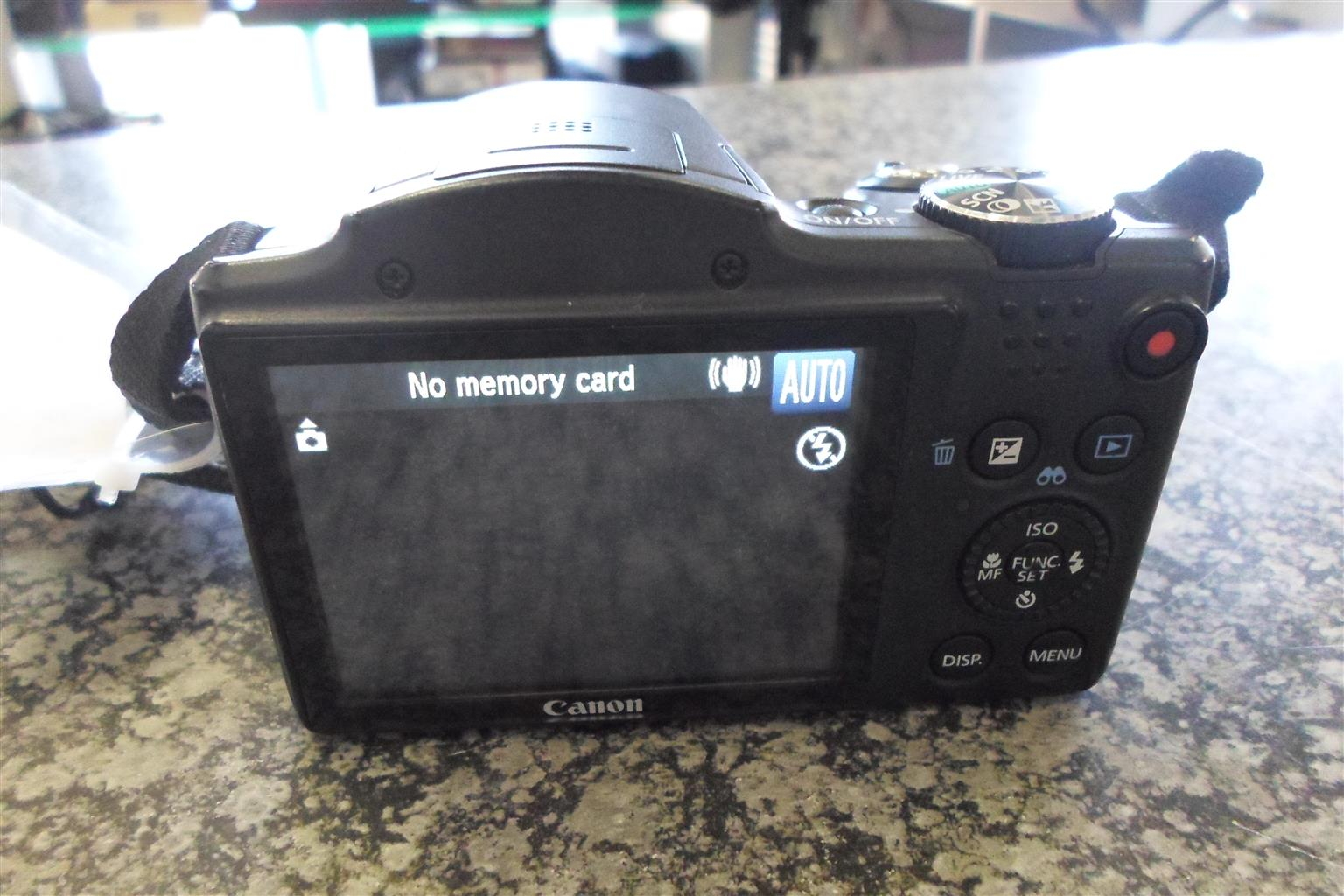 Canon SX 500 IS Powershot Camera