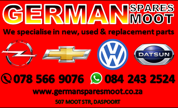 NEW, USED & REPLACEMENT PARTS FOR CHEV, VW & OPEL
