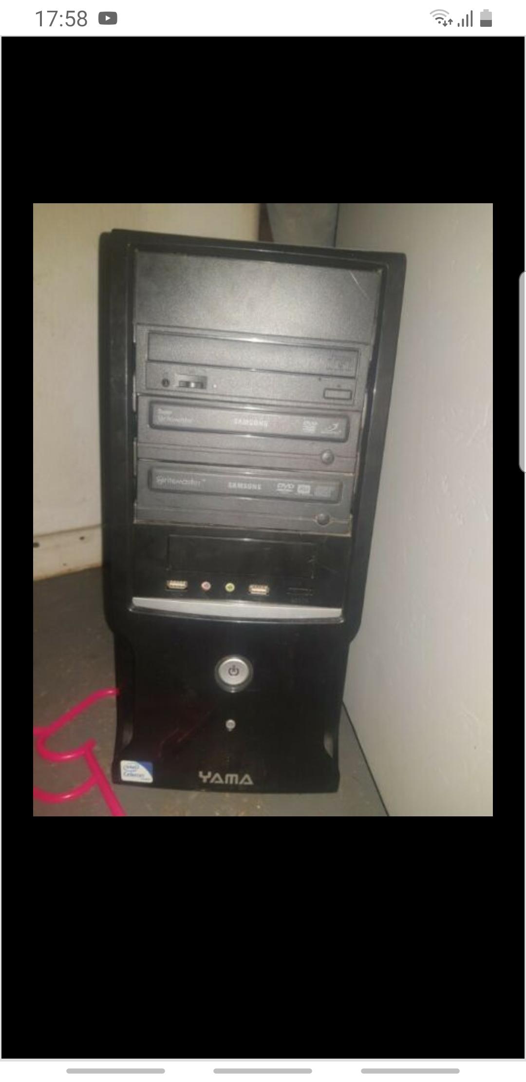 Nvidia ddr2 computer box