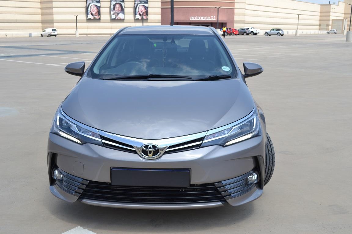 2017 Toyota Corolla 1.8 Exclusive auto