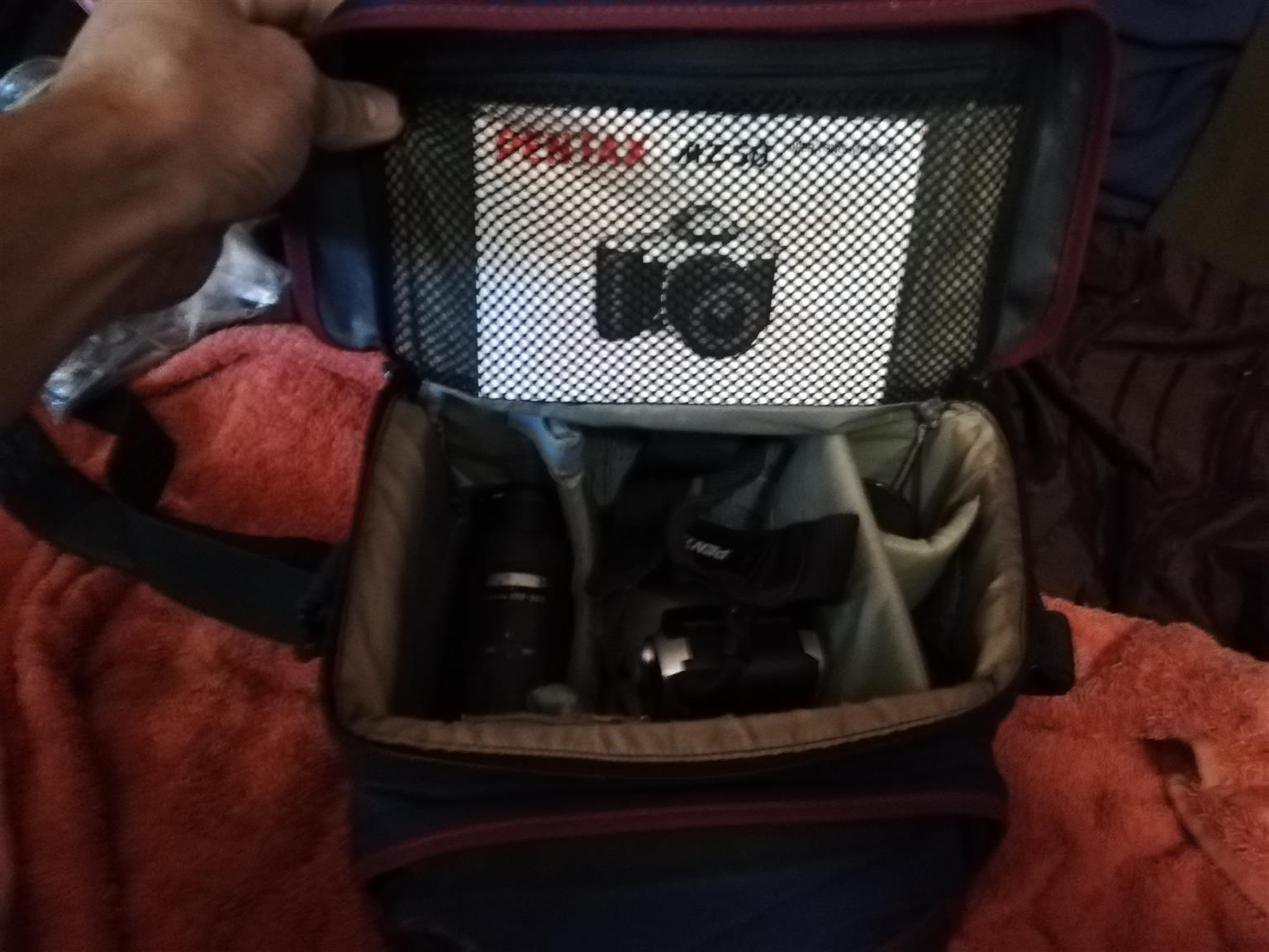 Camera Pentex mz-50