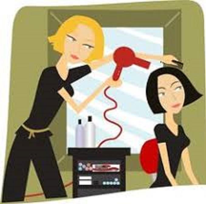 Hair salon for sale!