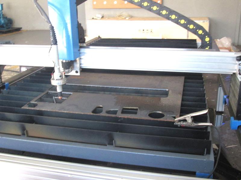 P-1530T MetalWise Standard CNC Plasma Cutting Table 1500x3000mm Stepper Motors Barebone