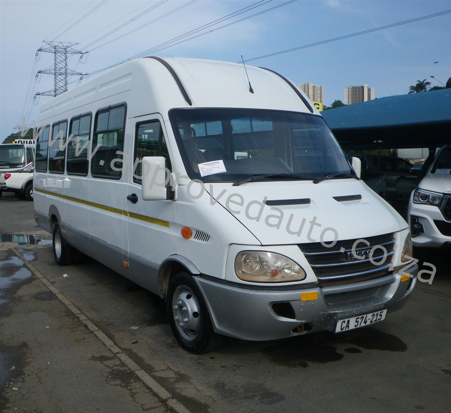 2012 Iveco Power Daily A50-13 20 seater Minibus  - AA2951