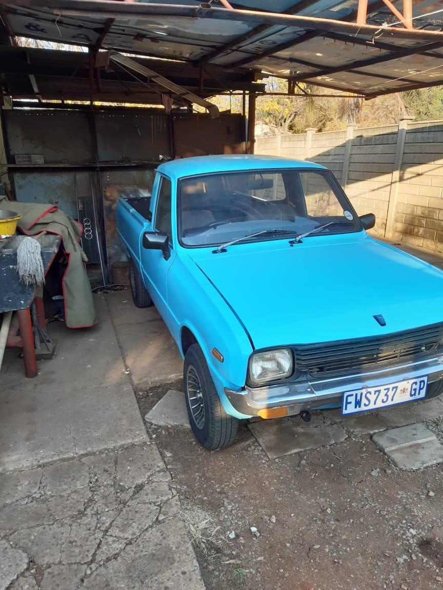 1972 Mazda Rustler