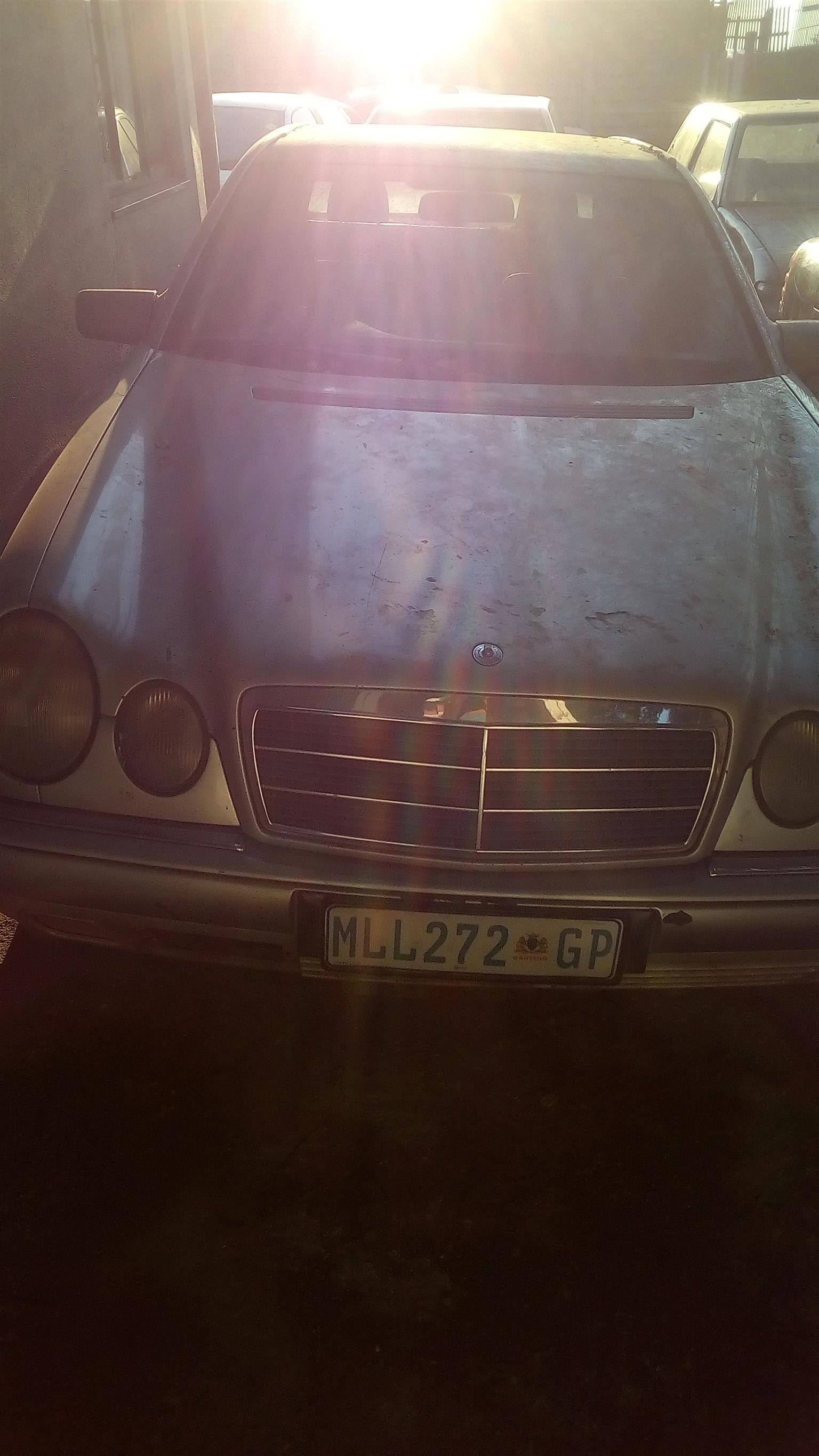 1997 Mercedes Benz 280E