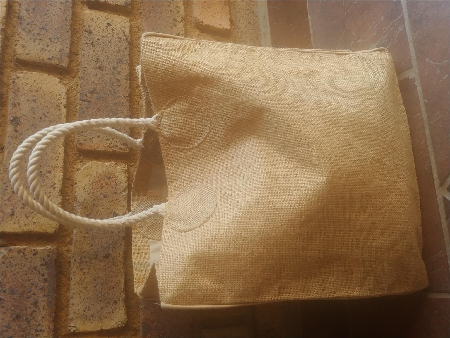 Hessian bag