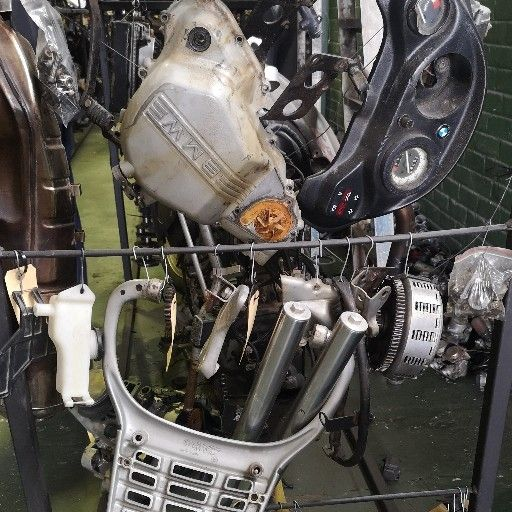 BMW F650 FUNDERO PARTS FOR SALE