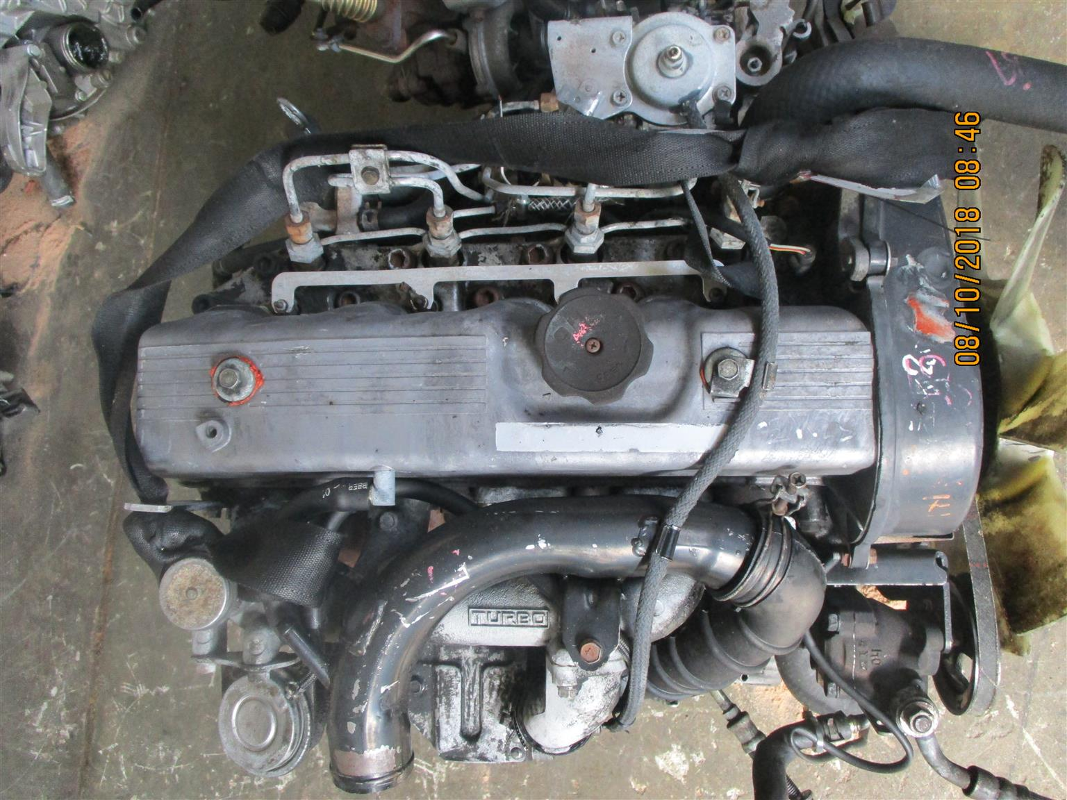 Mitsubishi Rodeo 2 6D 4D56 engine for sale