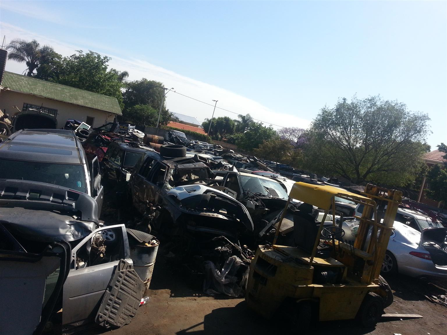 Get quality used Land Rover parts | Auto Ezi