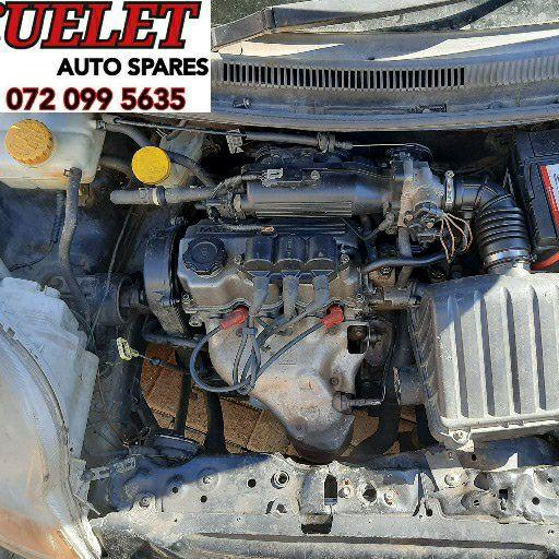 Chevrolet Spark Engine