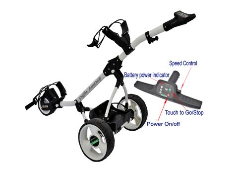 Griffon Golf Trolleys Wanted