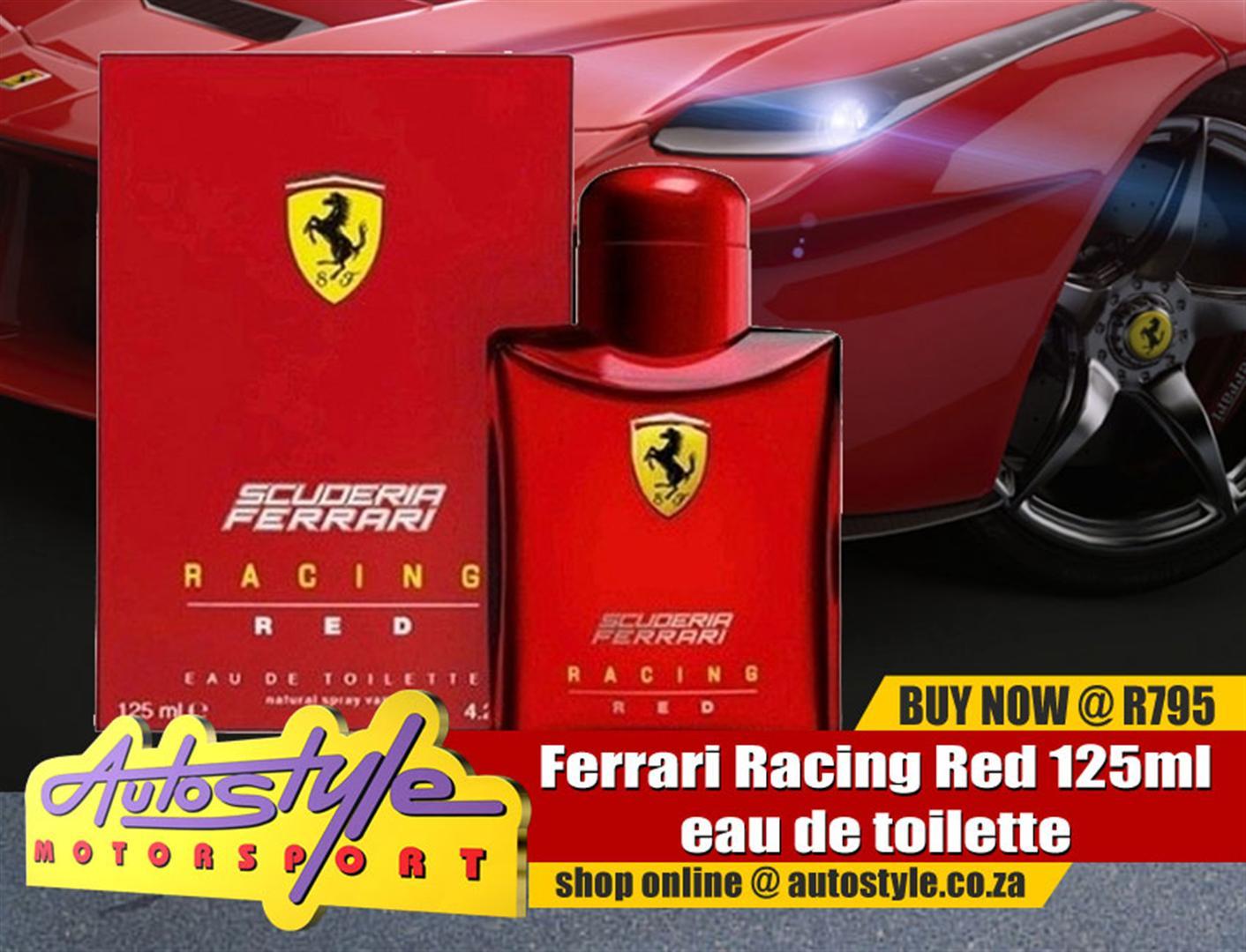 Ferrari Racing Red 125ml eau de toilette