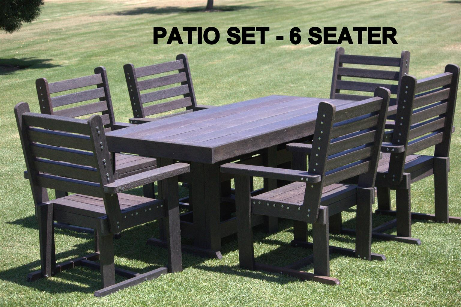 PATIO-, LAPA-, AND HEX SETS