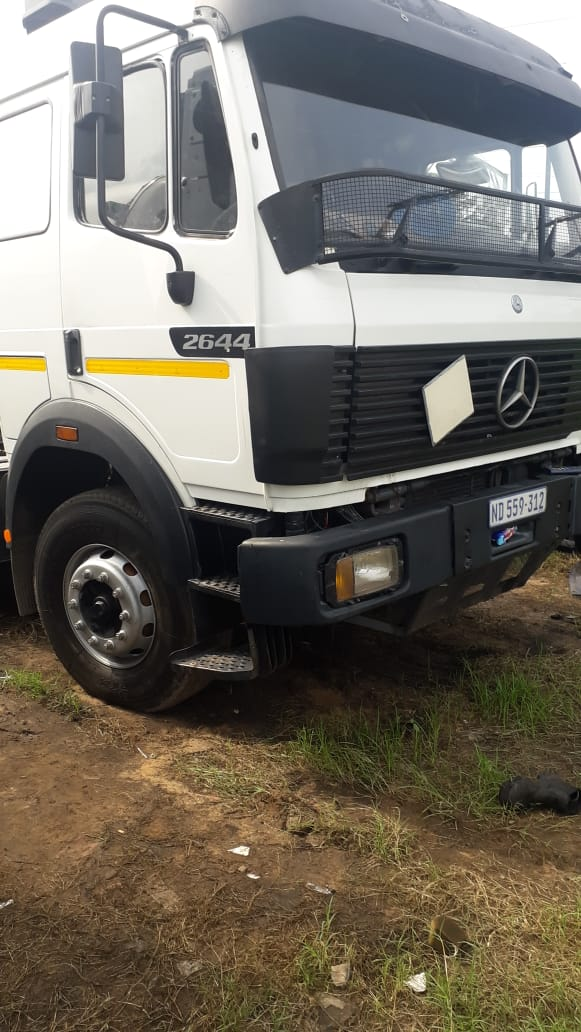 Mercedes Powerliner 2644 (G Cab)