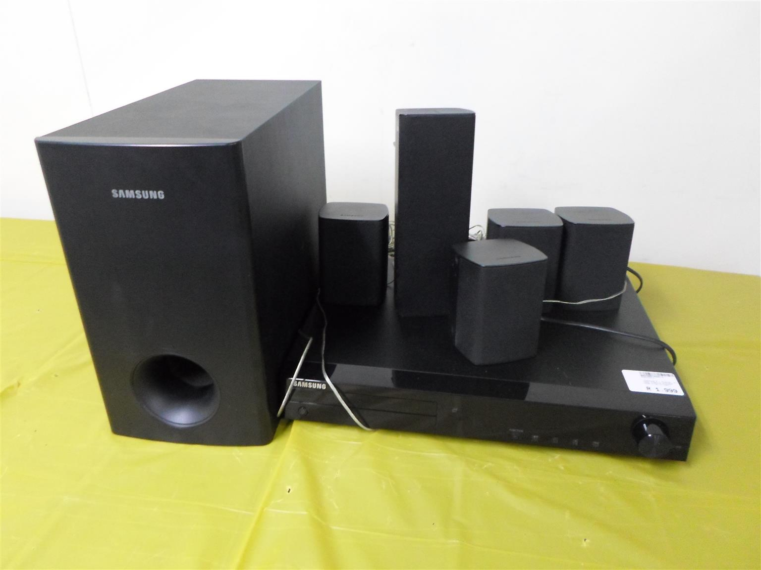 5.1Ch Samsung Home Theater System
