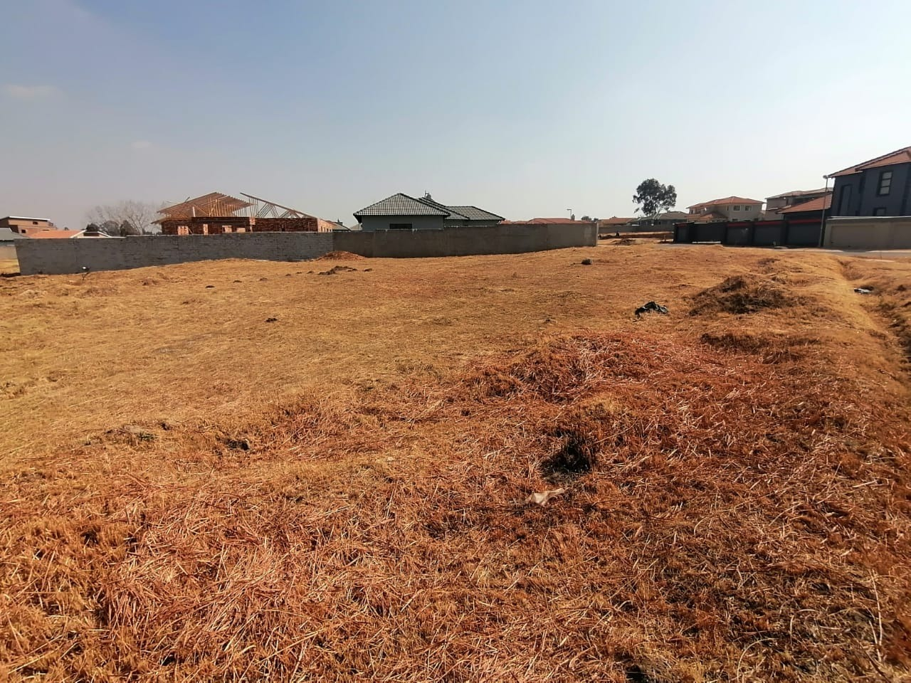Vacant Land Residential For Sale in Helderwyk