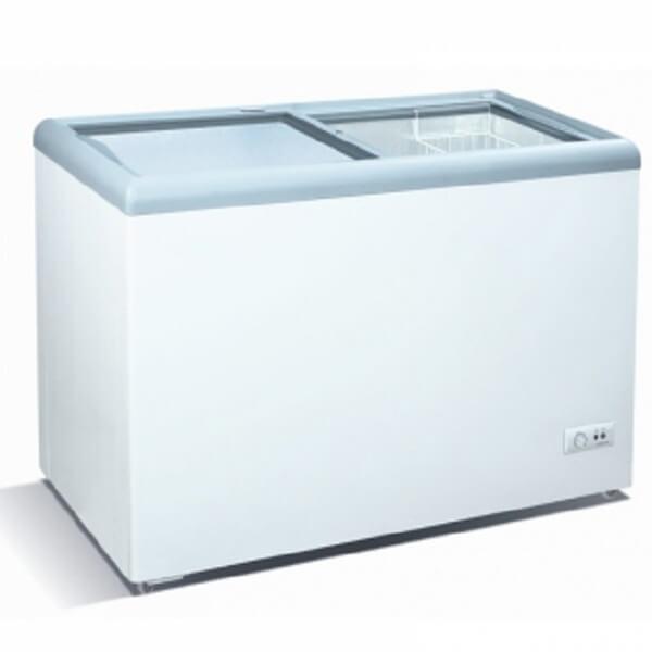 New Island Freezer